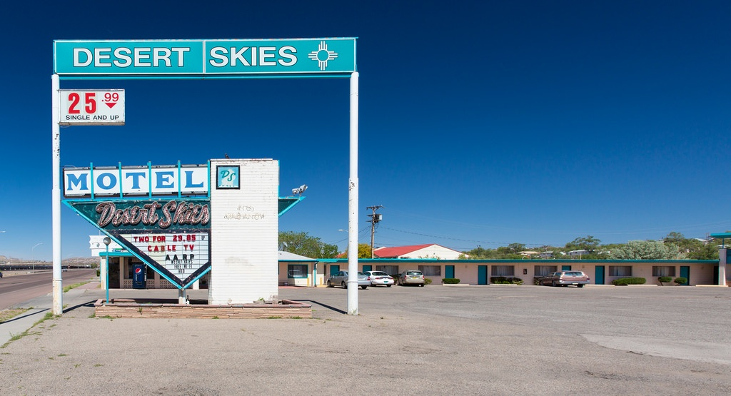 Desert Skies, Gallup